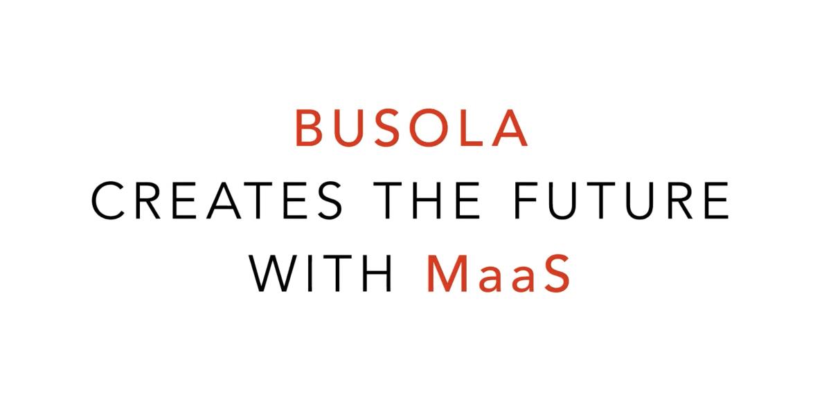 ディサイン株式会社様 MaaS用サービス「Busola」紹介動画