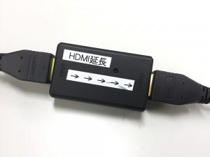 動画配信の効率化。依頼が激増する中で生まれた工夫 HDMI延長コネクタ